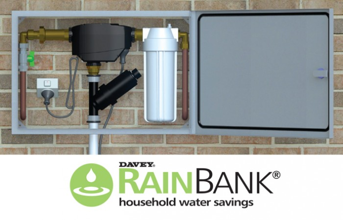 Rainwater Harvesting Rainbank CAb