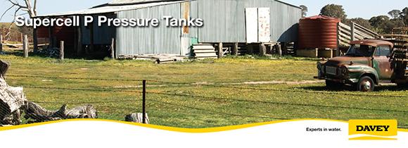 pressure tanks garden route