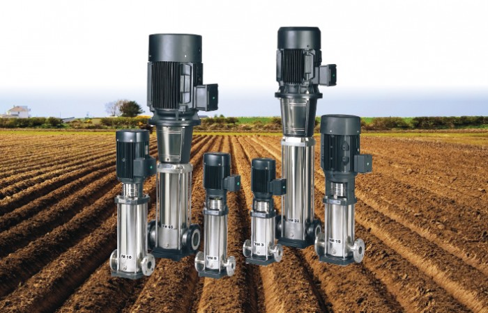 Vertical Multistage Pumps1