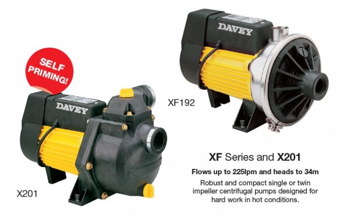XFseries X201 davey
