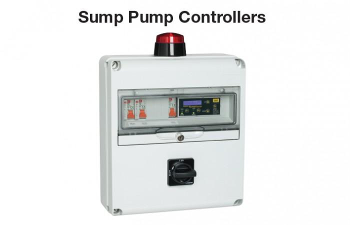 sump Pump Controllers